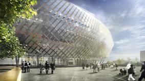 Stockholmsarenan - Arenatorget