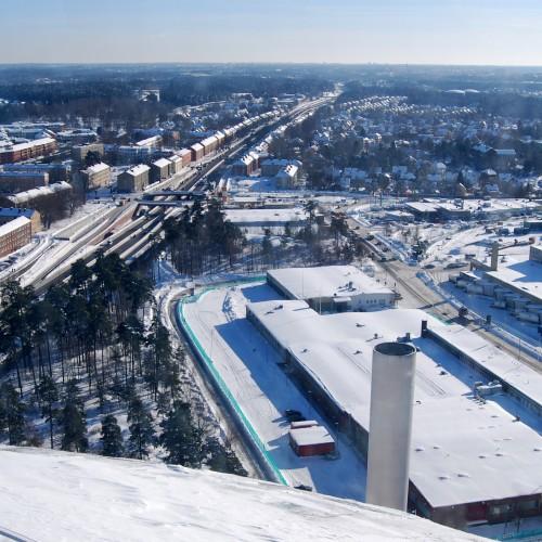Stockholmsarenan v 8 2010