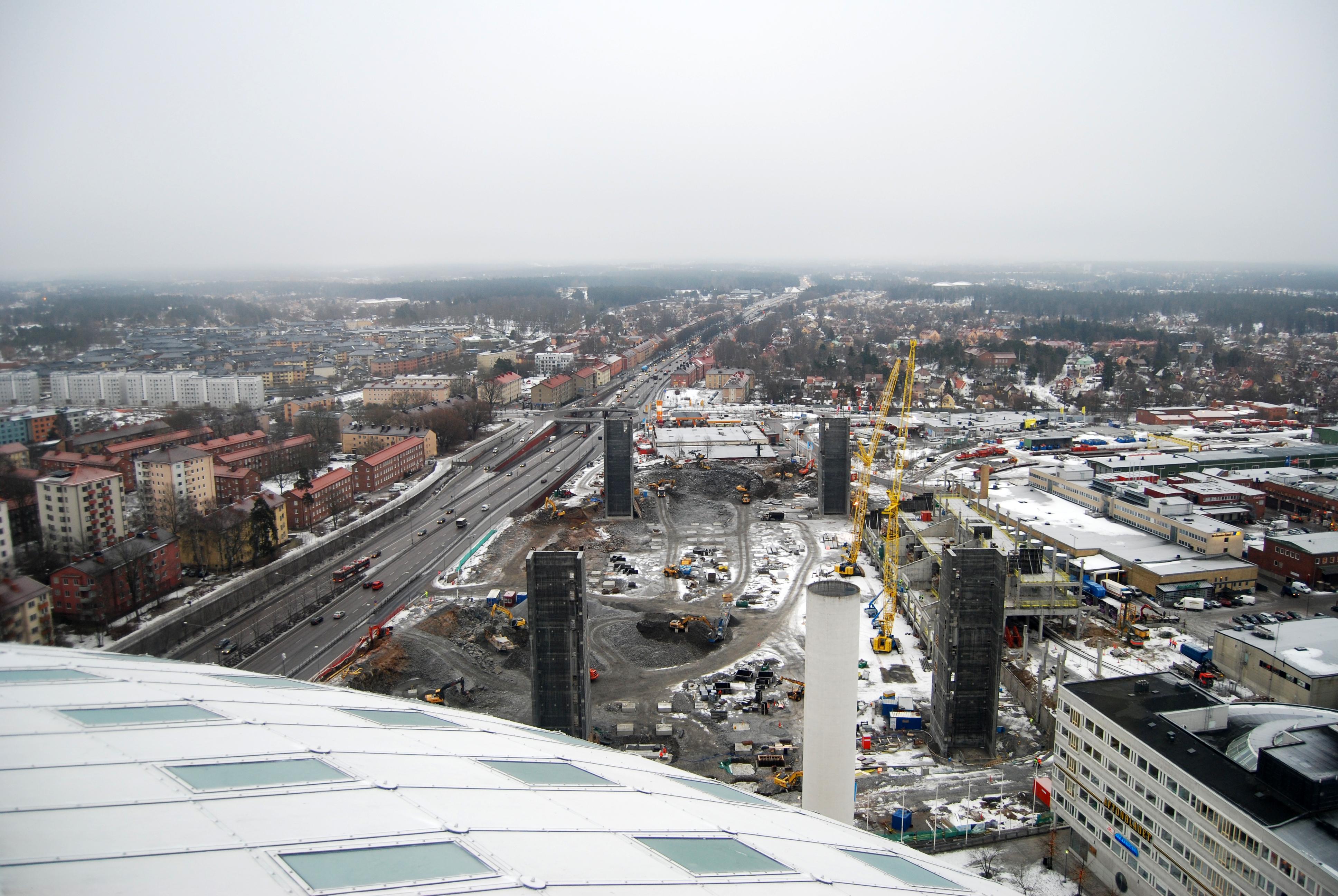 Stockholmsarenan v 6 2011