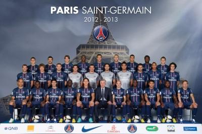 Paris Saint-Germain org