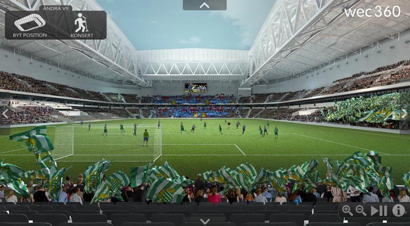 Wec360 fotboll